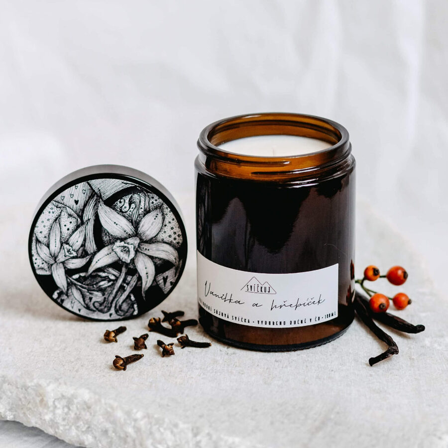 Vanilka a hřebíček